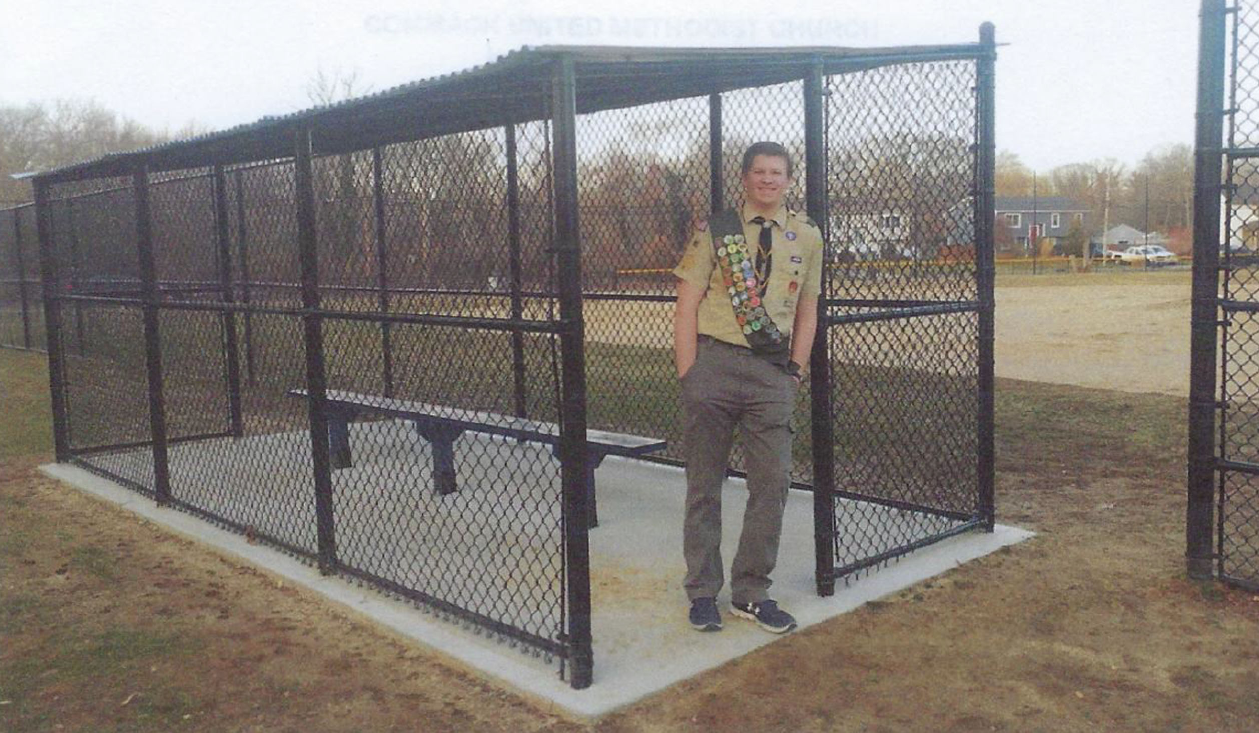 Eagle Scout Project - For the Islip Residents and the Islip Owls Baseball Organization